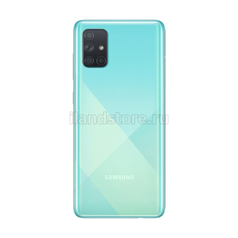 Samsung Galaxy A71 6/128GB (Blue)