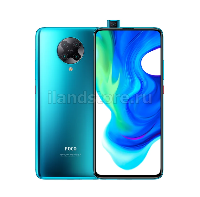 Pocophone F2 Pro 6/128GB Blue