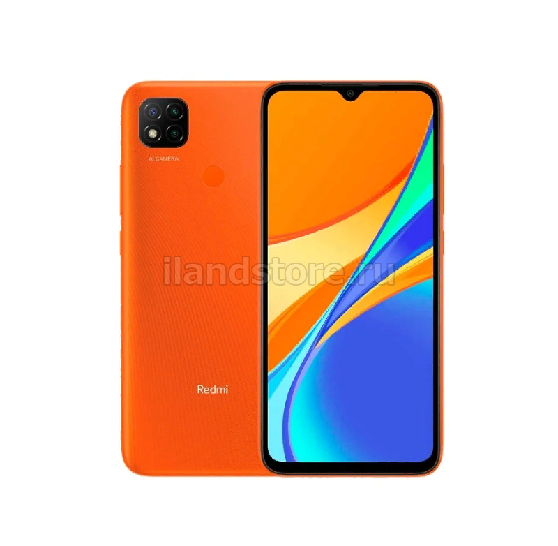 Redmi 9C 3/64GB NFC Orange