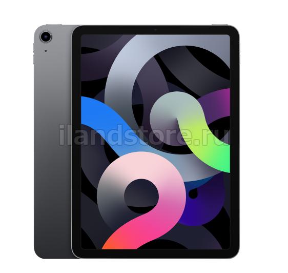 Apple iPad Air (2020) 256GB Wi-Fi + Cellular Gray