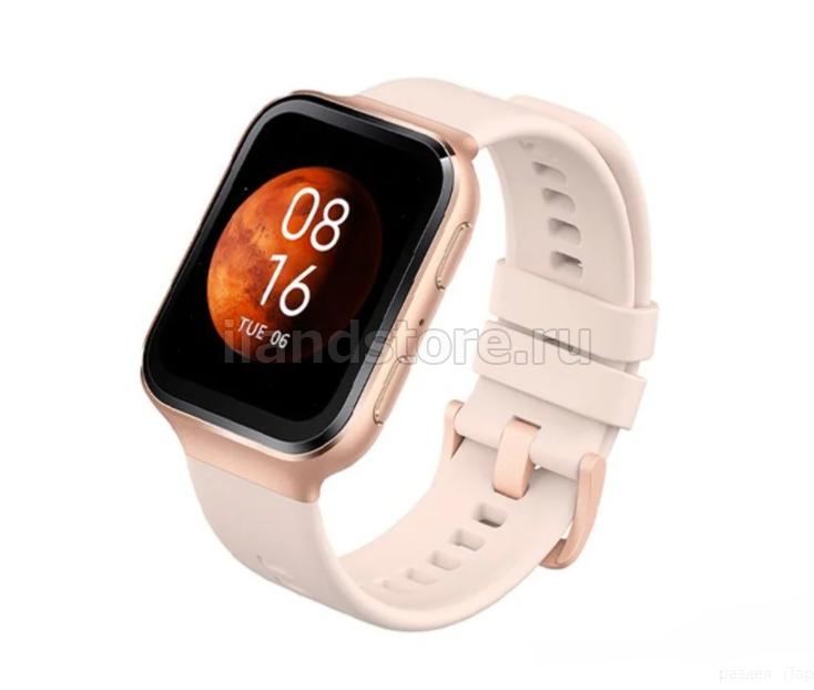 Умные часы Xiaomi 70mai Saphir Watch WT1004 Gold