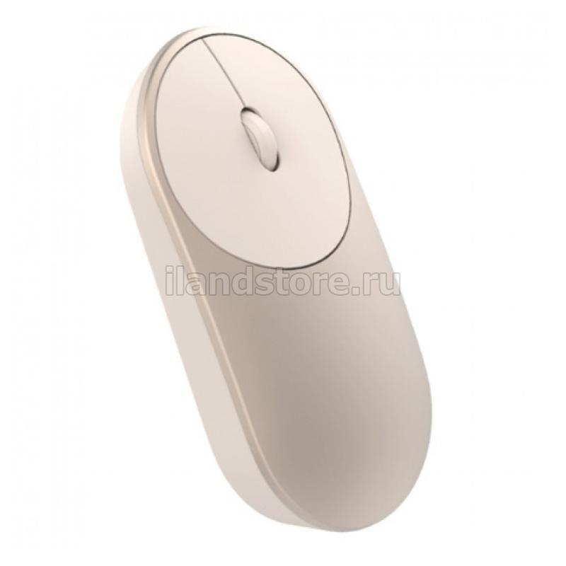Беспроводная мышь Xiaomi Portable Gold (HLK4003CN)