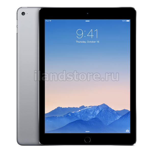 Apple iPad Air 2 128Gb Wi-Fi + Cellular Space Gray