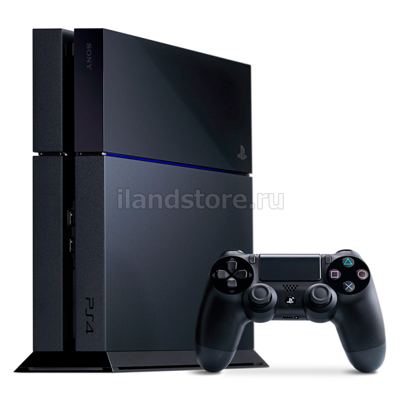 Sony PlayStation 4 1Tb Black