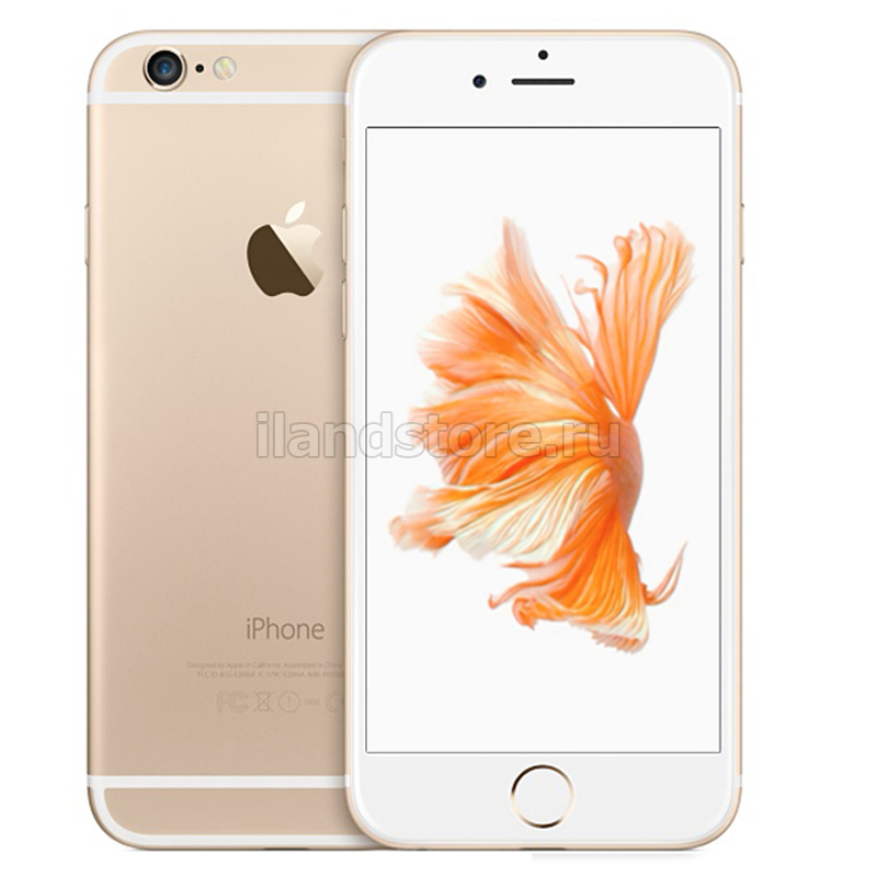 Apple iPhone 6S Plus 128GB Gold A1687