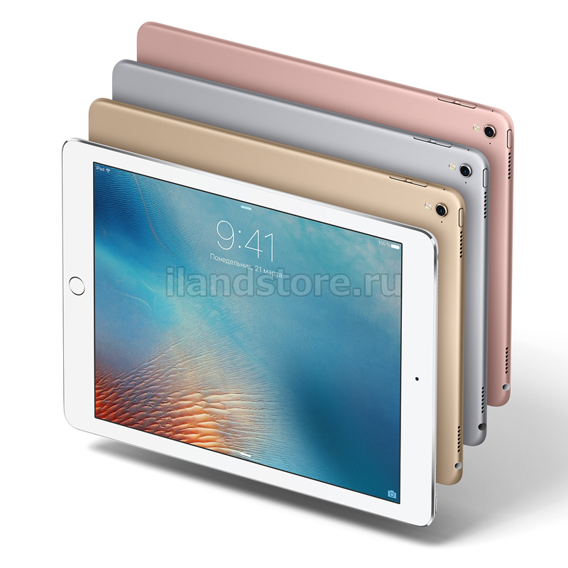 "Apple iPad Pro 9,7"" 128GB Wi-Fi + Cellular"