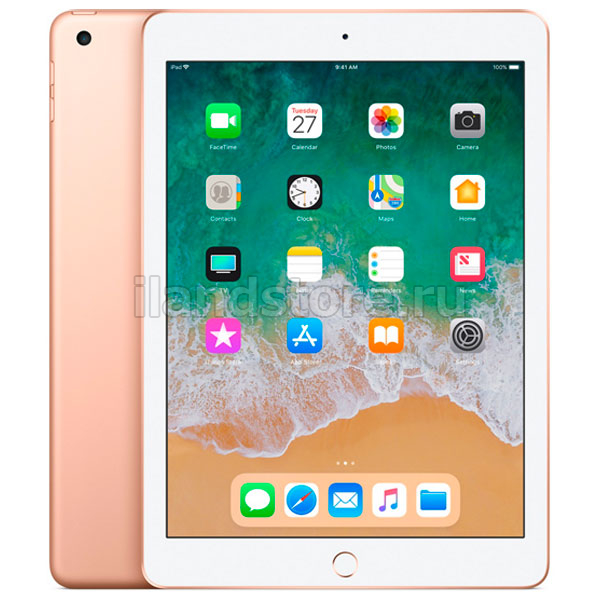 "Apple iPad 2018 9,7"" 128Gb Wi-Fi Gold"