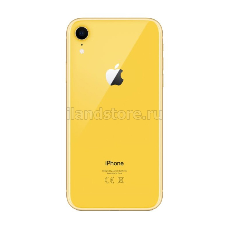 Apple iPhone XR 256Gb Yellow A2108 2-Sim