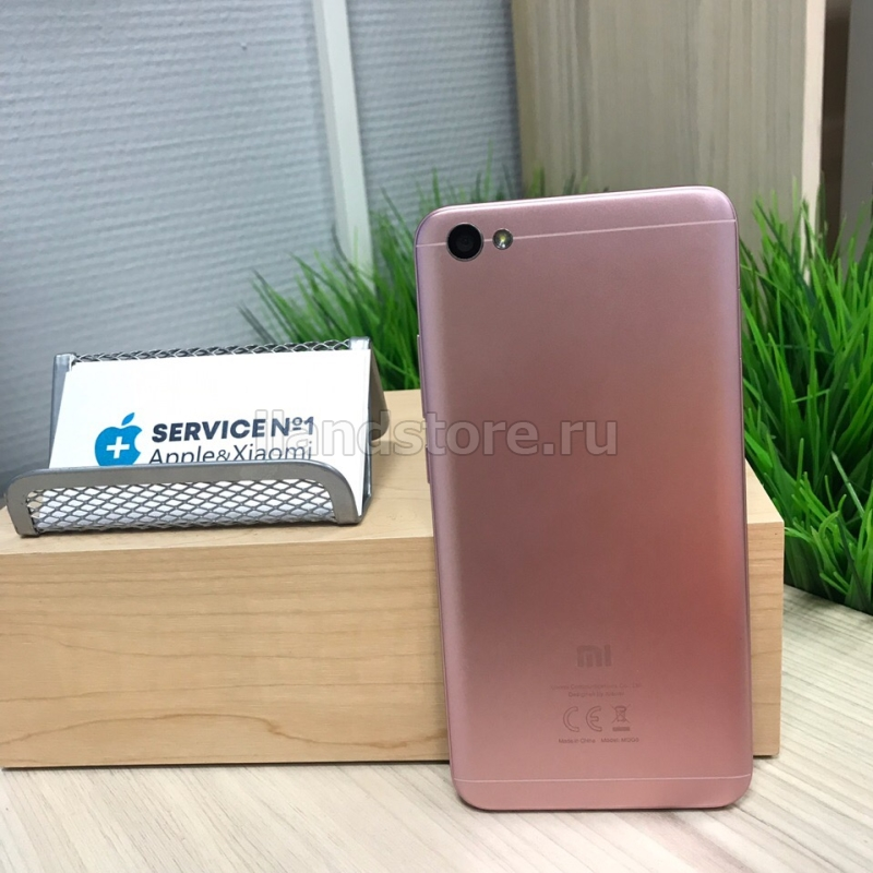 Xiaomi Redmi Note 5A 2/16Gb Pink Уценка