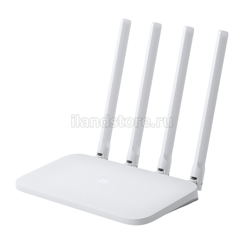 Роутер Xiaomi Mi WiFi Router 4C White