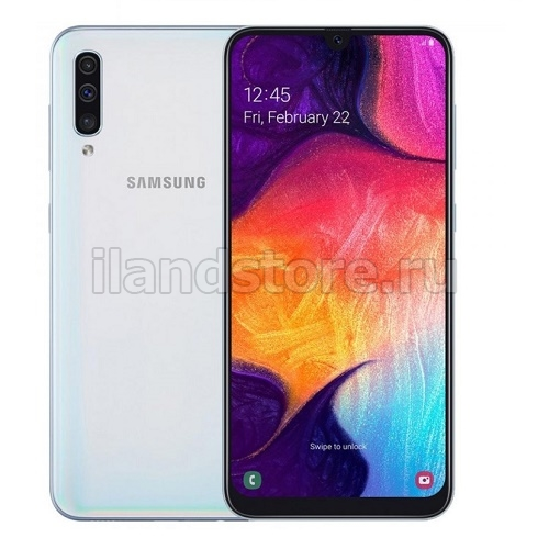 Samsung Galaxy A50 4/64GB (White) RUS
