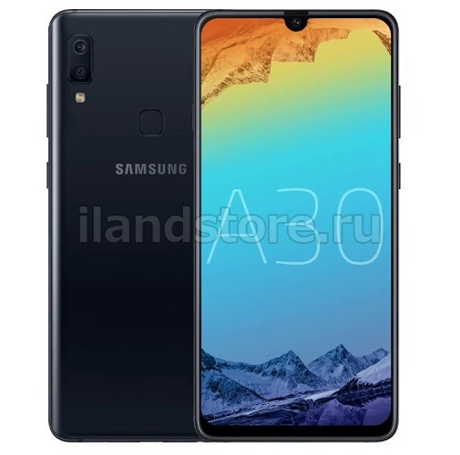 Samsung Galaxy A30 3/32GB (Black) RUS