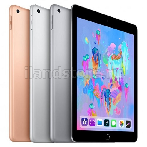 "Apple iPad 2018 9,7"" 128Gb Wi-Fi"