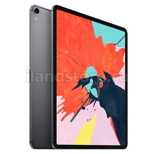 "Apple iPad Pro 12,9"" (2018) 64GB Wi-Fi  Space Gray"