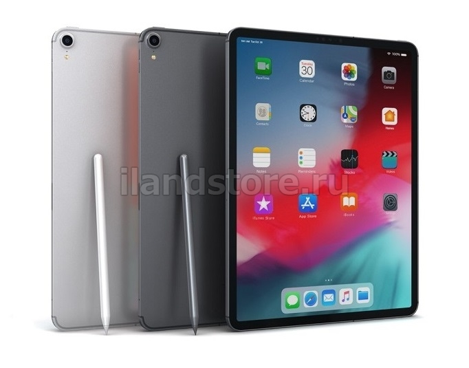 "Apple iPad Pro 12,9"" (2018) 256GB Wi-Fi + Cellular"