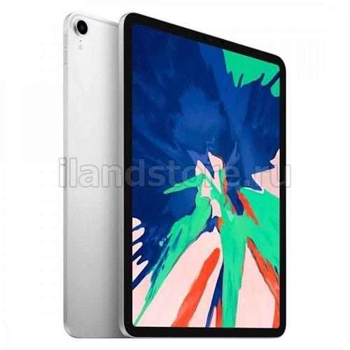 "Apple iPad Pro 11"" (2018) 64GB Wi-Fi + Cellular Silver"