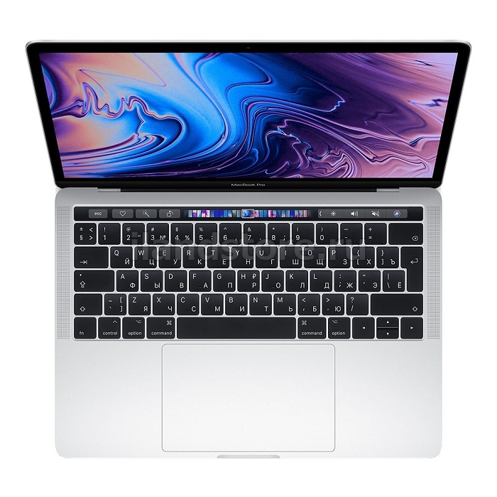 Apple Macbook Pro 15 Touch Bar 2018 MR962 Silver (Core i7/2.2ггц/16Gb/256Gb)