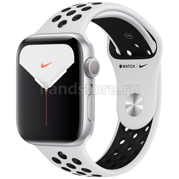 Apple Watch S5 Nike+ 40mm GPS Silver Al/Wh-Bl Nike Sport Band EU