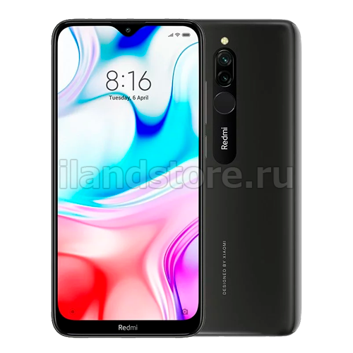 Xiaomi Redmi 8 3/32GB Black EU