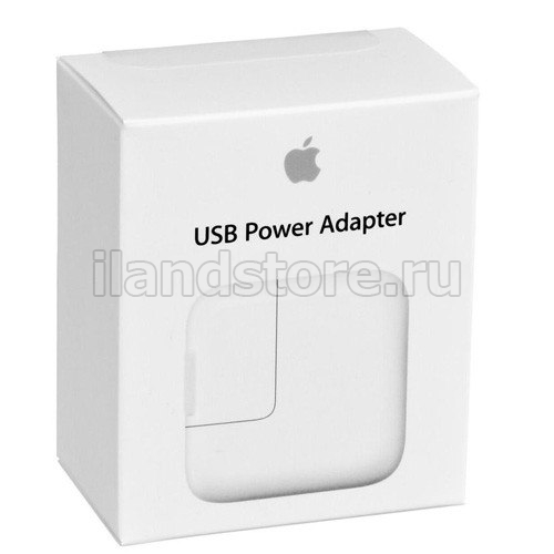 Apple iPad 12W USB Power Adapter MD836