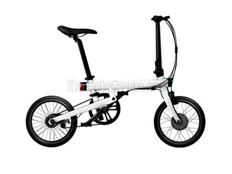Cкладной электровелосипед Xiaomi QiCycle White
