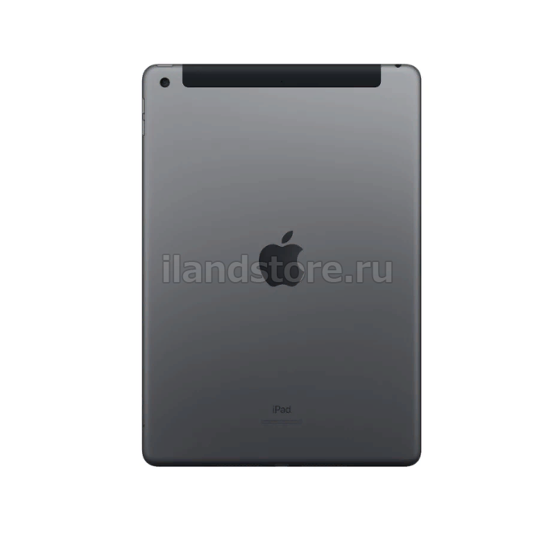 "Apple iPad 2019 10,2"" 128Gb Wi-Fi Gray"