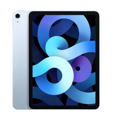Apple iPad Air (2020) 256GB Wi-Fi + Cellular Blue