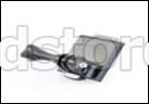 Крепление с поворотом 360 для GoPro с платформой на шлем