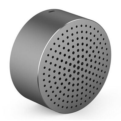 Портативная колонка Xiaomi Bluetooth Mi Portable Round Box Gray (FXR4038CN)