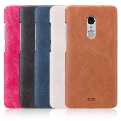 Накладка MOFI Xiaomi Redmi Note 4X Pink