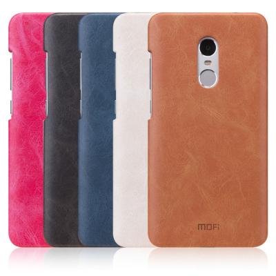 Накладка MOFI Xiaomi Redmi Note 4 Brown