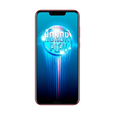 Honor Play 4/64GB Red RUS