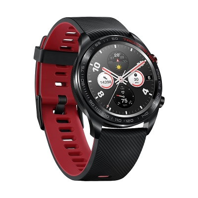 Умные часы Honor Watch Magic Lava Black (TLS-B19) RUS