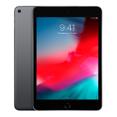 Apple iPad Mini 5 (2019) 256GB Wi-Fi Space Gray