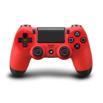 Sony Dualshock 4 Red