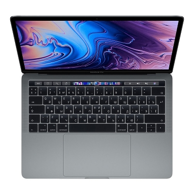 Apple Macbook Pro 15 Touch Bar 2019 MV902 Space Gray (Core i7/2.6ггц/16Gb/256Gb)