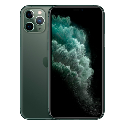 Apple iPhone 11 Pro 512GB Midnight Green EU