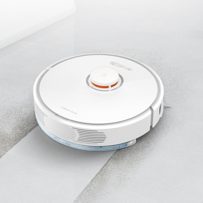 Робот-пылесос Xiaomi Roborock S6 Smart Sweeping Black (S652-00)