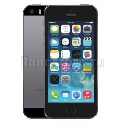 Apple iPhone 5S 16GB Gray LTE A1457