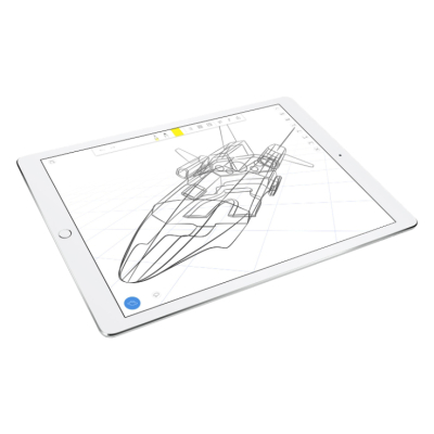 "Apple iPad Pro 12,9"" (2017) 512Gb Wi-Fi Silver"