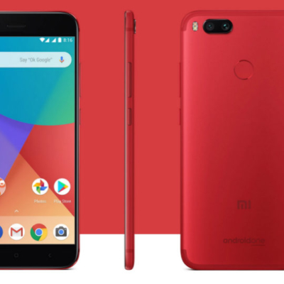 Xiaomi Mi A1 4/64GB Red EU