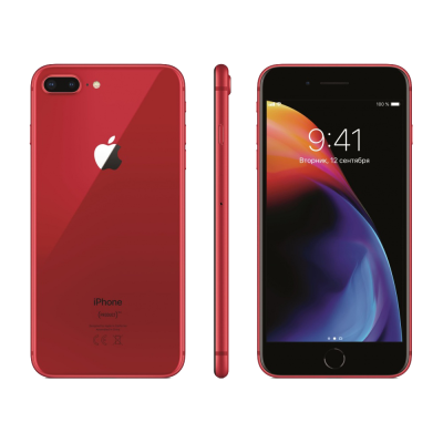 Apple iPhone 8 Plus 64Gb RED A1897 EU