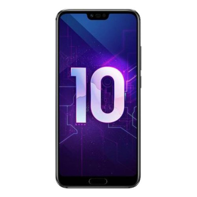 Honor 10 4/128GB Black RUS