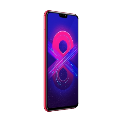 Honor 8X 4/128GB Red RUS