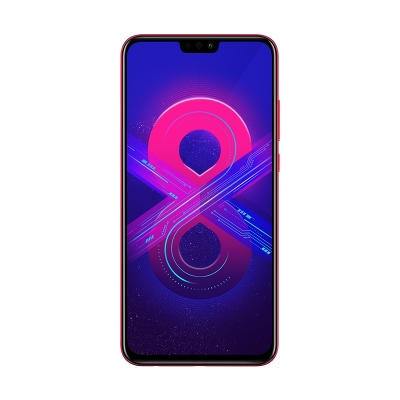 Honor 8X 4/64GB Red RUS