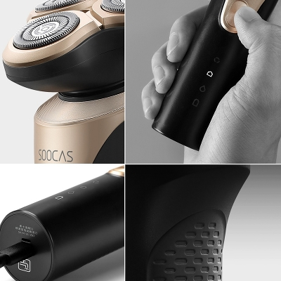 Электробритва Xiaomi Soocas Electric Shaver black S3