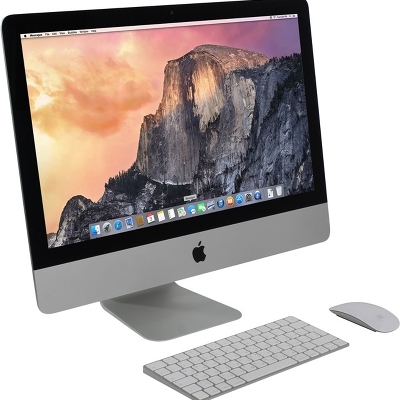 "Моноблок Apple iMac 21,5"" 2017 MMQA2 (Core i5, 2.3 Ghz, 8Gb, 1Tb)"