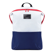 Рюкзак Xiaomi 90 Points Lecturer Casual Backpack White/Blue 2082