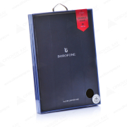 Чехол книжка iPad air Borofone General Series кожа черный