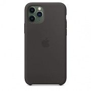 Apple Silicone Case для iPhone 11 Pro Max (Black)